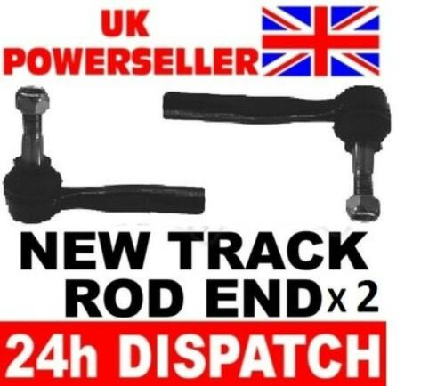 Vauxhall Vectra C 2002-2008 Outer Tie Track Rod Ends Left /& Right sri vxr cdti