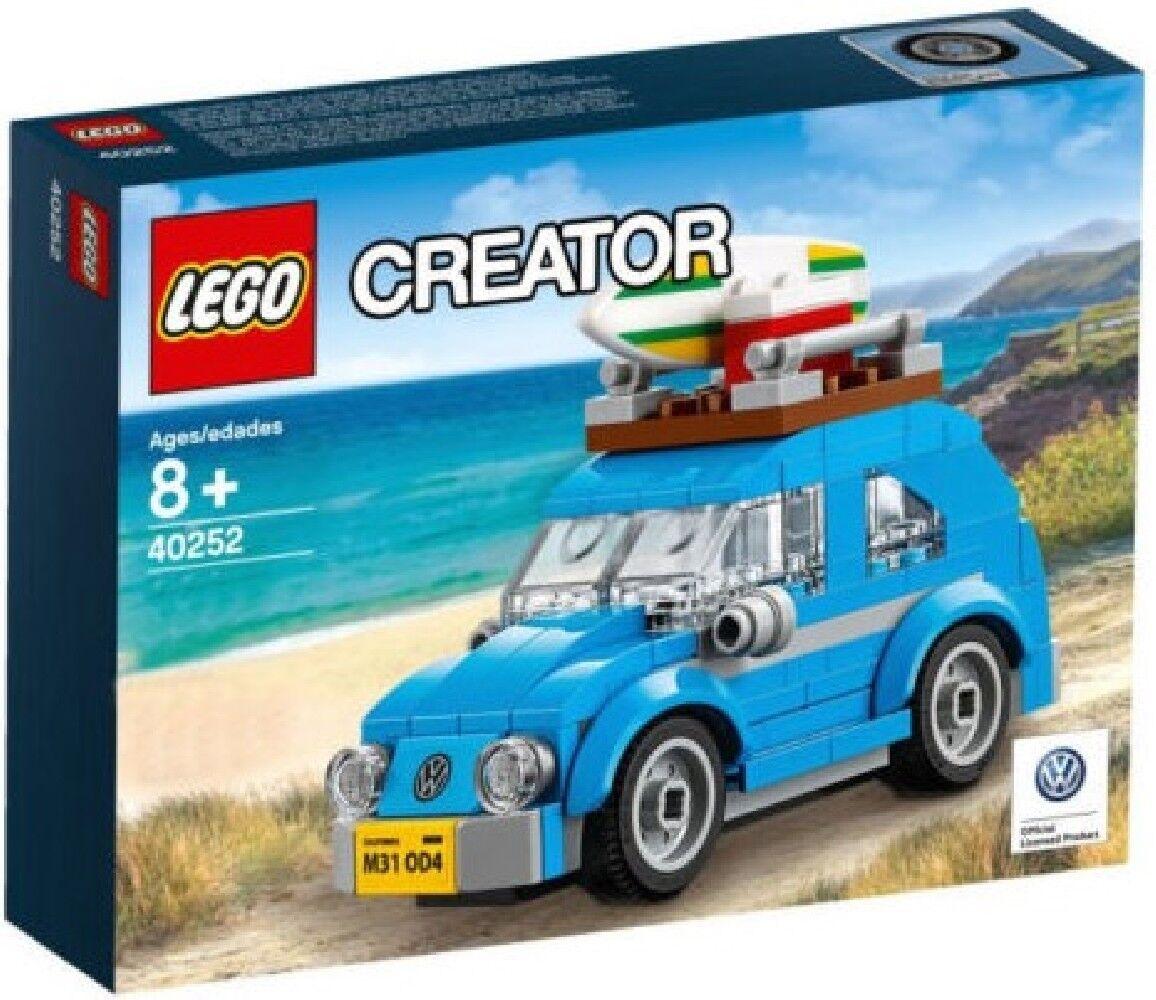8 x LEGO® Creator 40252 VW Mini-Käfer / Beetle Exklusiv & 0.-€Versand & NEU OVP