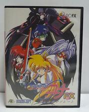 GALAXY FRAULEIN YUNA FX PC ENGINE PC-FX NTSC JAPAN COMPLETE