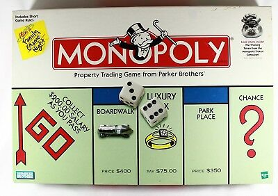 1998 Monopoly Replacement Pieces You choose from dropdown box