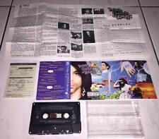 Prince 1990 Graffiti Bridge Taiwan OBI 17 Track Cassette Tape with Promo Insert