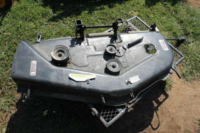 Mtd Huskee Riding Lawn Mower Tractor 50 Deck 753 0877 683 0196