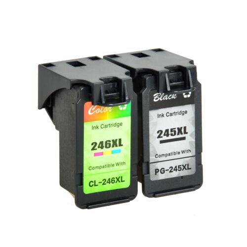 PG-245XL CL-246XL Ink For Canon PIXMA TS3120 MG2420 MG2520 MG2920 MX492 MX490