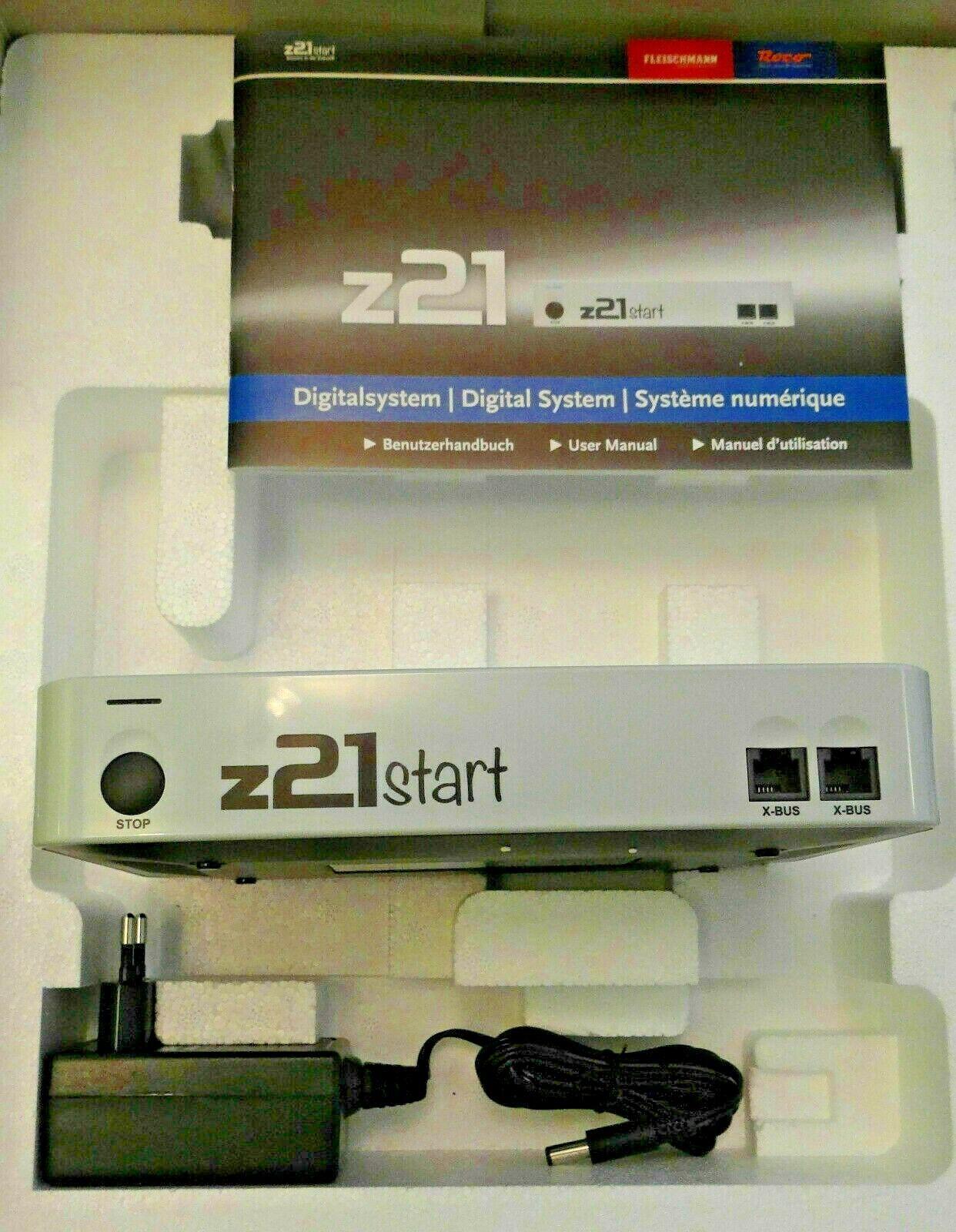 Roco 10825+10850 Z21 Estrellat Digital Central