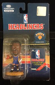 New Sealed NBA Headliners, Patrick Ewing, New York Knicks 1996 NIP Corinthian