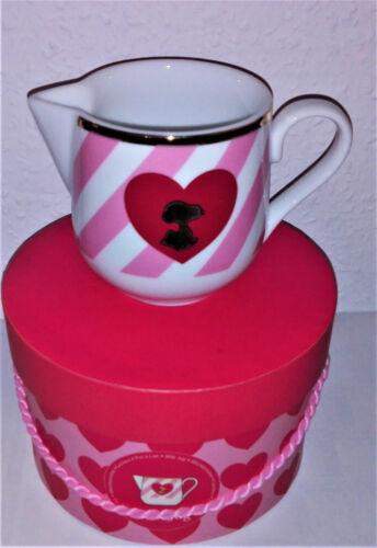 Best of Snoopy Milchkännchen Milchkanne Milchdose Kanne  Pink Love