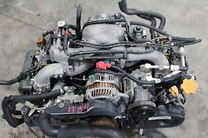 2000 subaru forester engine