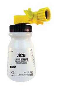 Ace Adjustable Spray Tip Hose End Sprayer 20 gal. Weed ...