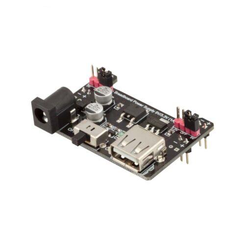 MB102 Breadboard Power Supply Module 3.3V//5V 1A for Arduino Raspberry Pi
