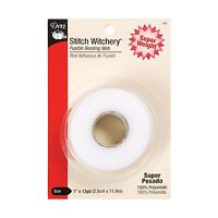 Dritz Stitch Witchery - Super Weight 1 Inch By 13 Yards Free Shipping