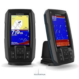 GARMIN-STRIKER-4-PLUS-ECO-GPS-TRASDUTTORE-CHIRP-ECOSCANDAGLIO-010-01870-01