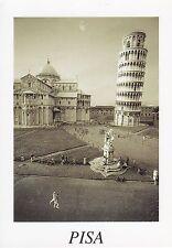 Ansichtskarte Pisa Schiefer Turm Piazza del Duomo Toscana Toskana Pisa - Nr.12