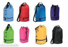 item 7 BULK BUYER CENTRIX DUFFLE BAG RUCKSACK BACKPACK - 11 GREAT COLOURS  -BULK BUYER CENTRIX DUFFLE BAG RUCKSACK BACKPACK - 11 GREAT COLOURS 37e27a71eeaf3