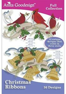 Anita-Goodesign-Christmas-Ribbons-Embroidery-Machine-Design-CD-NEW-147AGHD