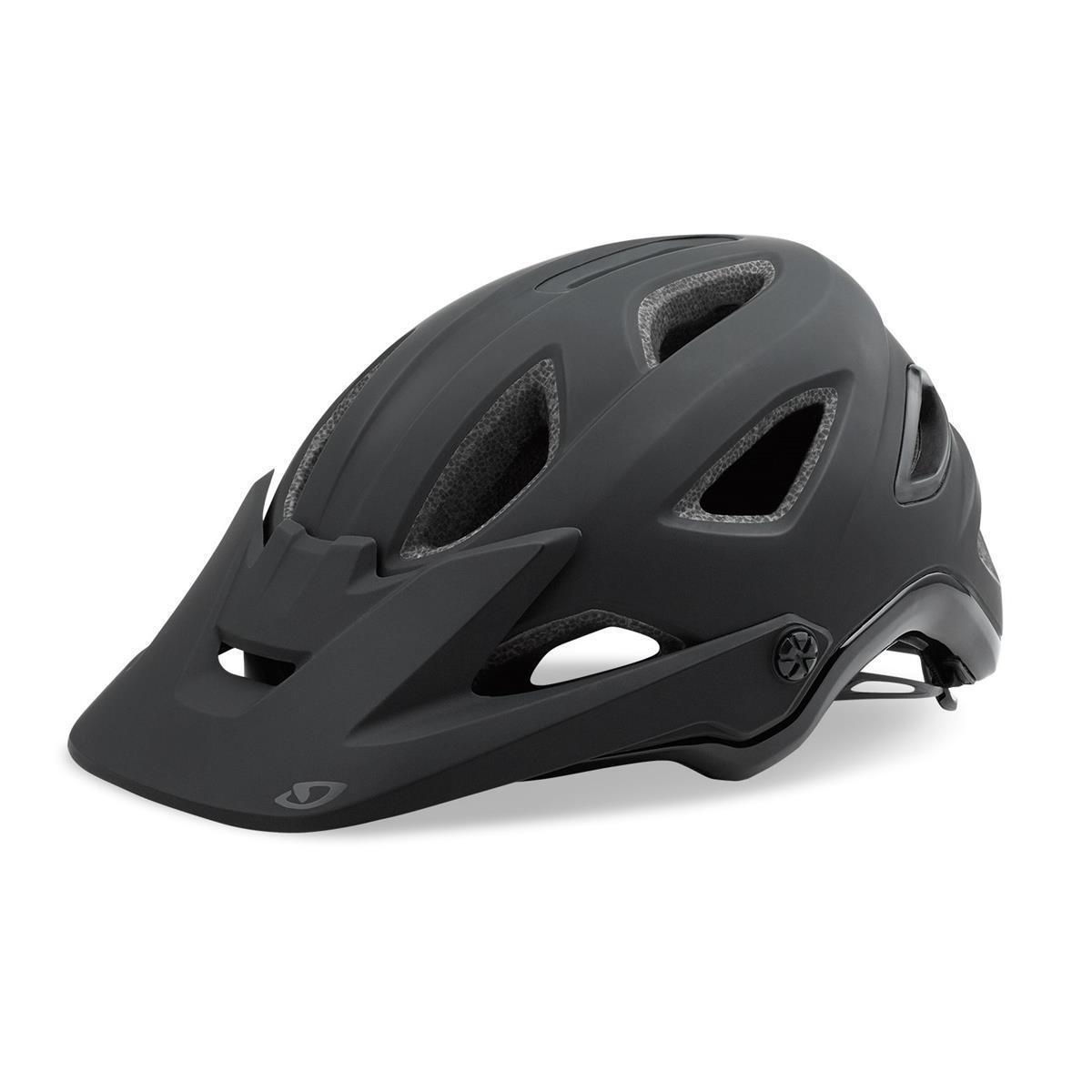 Giro enduro-MTB casco montaro MIPS mate gloss negro