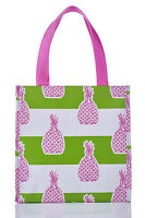 Toss Designs Bella Pineapple Lunch Tote Bag Container Waterproof Bag
