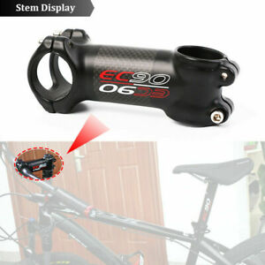 EC90 Cycling Stem Road Bike 31.8//28.6mm MTB Handlebar Stems 6° 60-110mm Durable