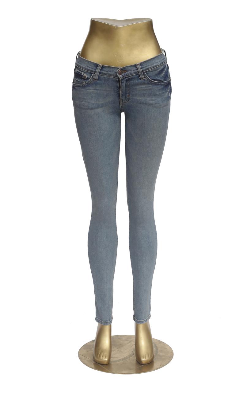 Flying Monkey Jeans L9344 SUPREME Medium Wash Skinny 24 25 26 28 29 30 in NWT