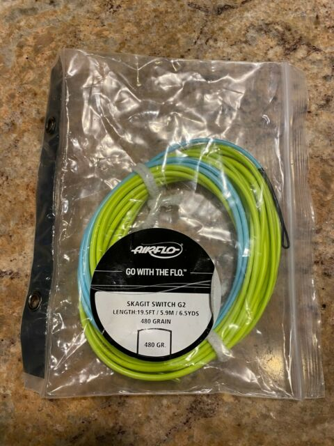 Airflo Skagit Scout Head Assorted Sizes FREE SHIPPING!!