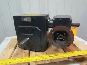 Morse Raider 450Q180LR30 Double Reduction Gearbox NOS! 1500:1  50:1 and 30:1 56c
