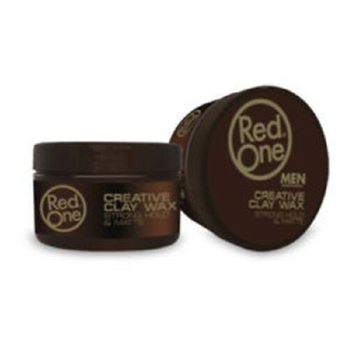 RedOne Red one Creative Clay Wax Strong Hold & Matte 100ml