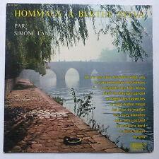 SIMONE LANGLOIS Hommage a Berthe SYLVA 30 CV 1257