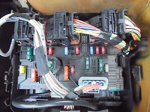 image is loading peugeot-207-307-c3-fusebox-bsm-board-9661708180-