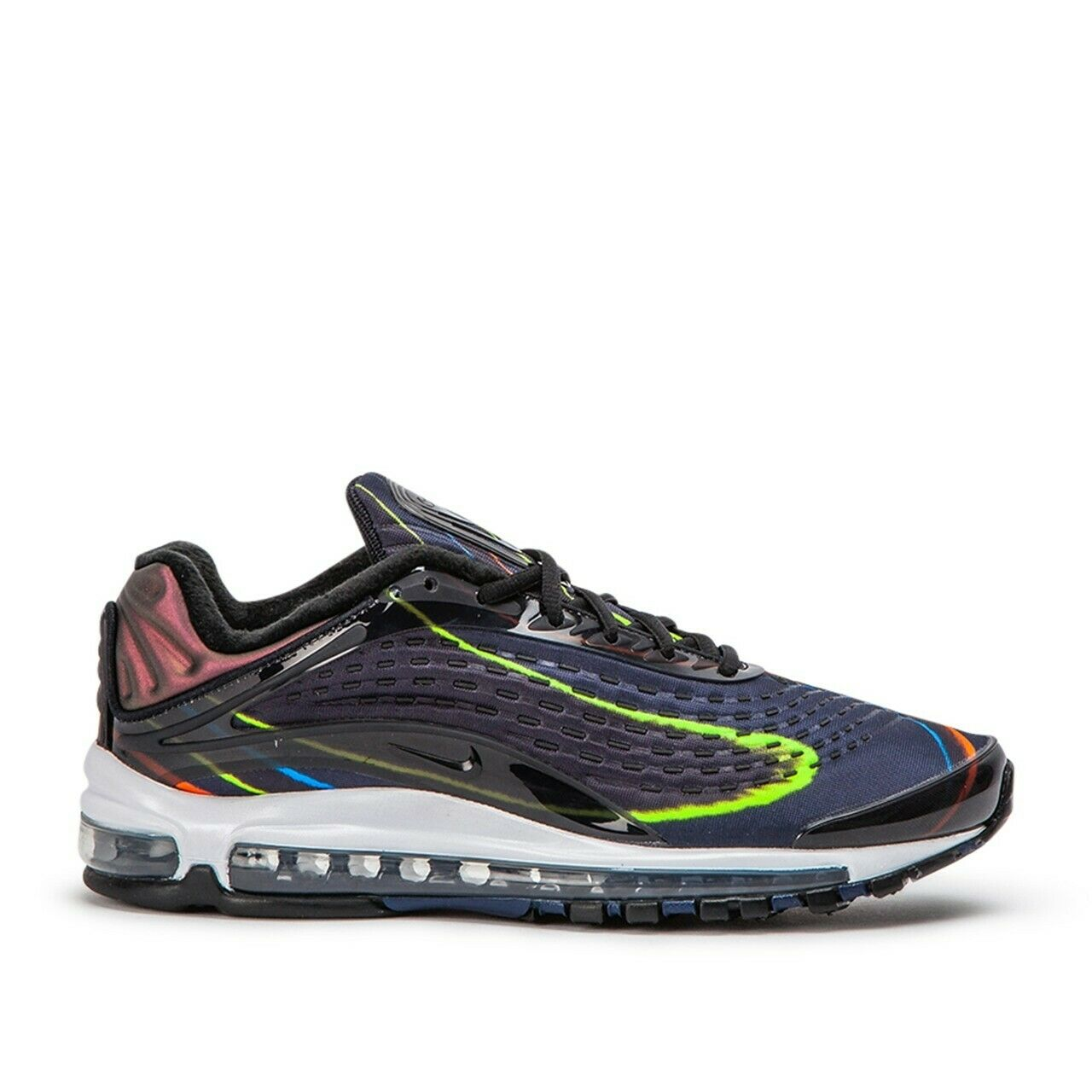 Nike Air Max Deluxe Black Navy Running Sz 5-13 AJ7831-001 Limited