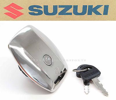 Fuel Tank Gas Cap GS450 GS550 GS650 GS750 GS850 GS1000 GS1100 OEM Suzuki    #H96