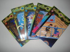 Lote-de-18-libros-034-la-cabane-magica-034-Bayard-bolsillo