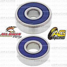 All Balls Front Wheel Bearings Bearing Kit For Kawasaki KX 125 1981 81 Motocross