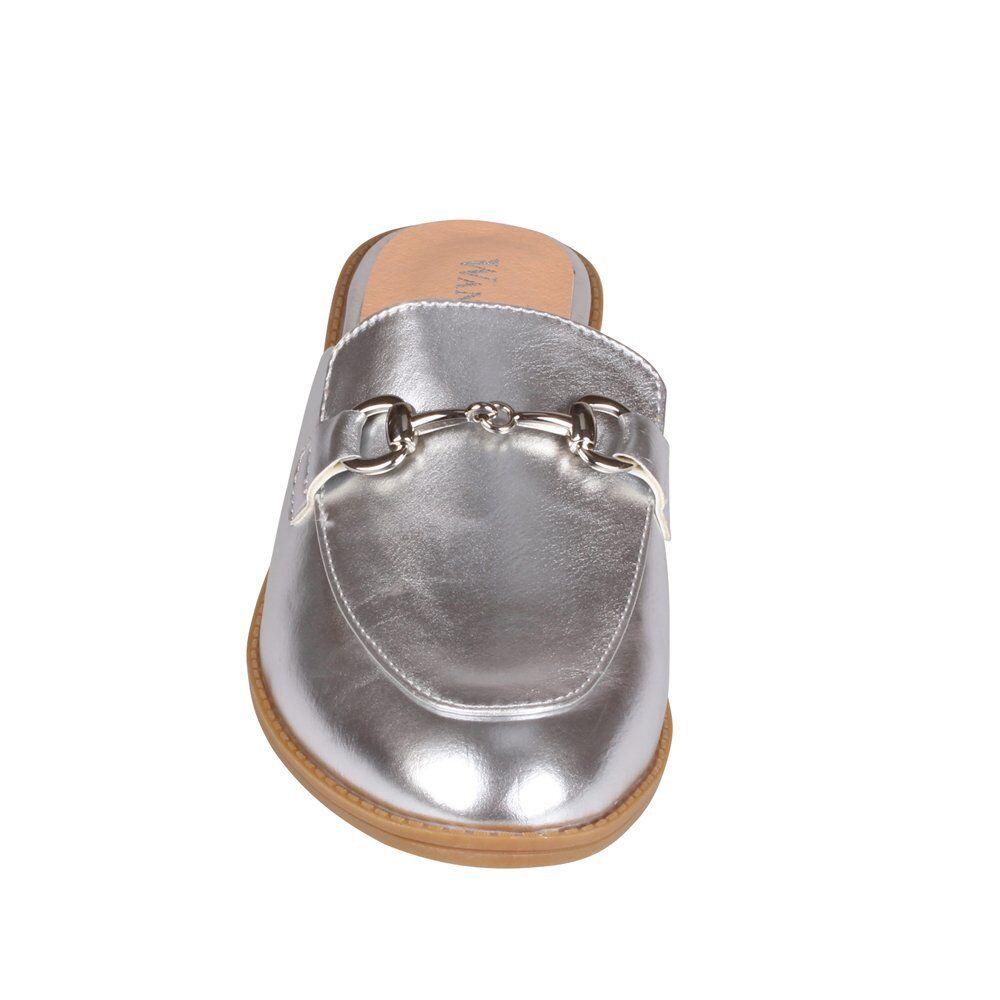 Quería B antideslizante en mocasines de Cavallo Plata 7.5 B Quería (M) nos e32434