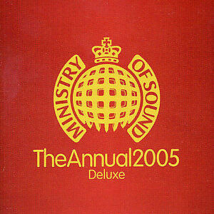 FREE US SHIP. on ANY 3+ CDs! NEW CD Ministry of Sound: Annual 2005 Import