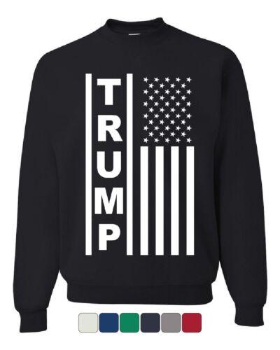 Trump Drapeau Maga républicain Sweat Président Américain Pull