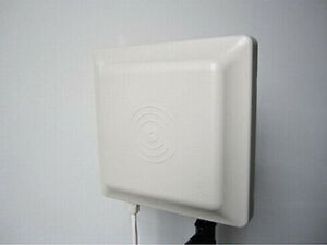 Details about Arduino Long Range UHF RFID Reader Waterproof Antenna Wiegand  26, 485 Interface