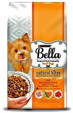 Purina Bella Dog Food For Pampered Small Dogs-With Chicken & Beef (3 LB )