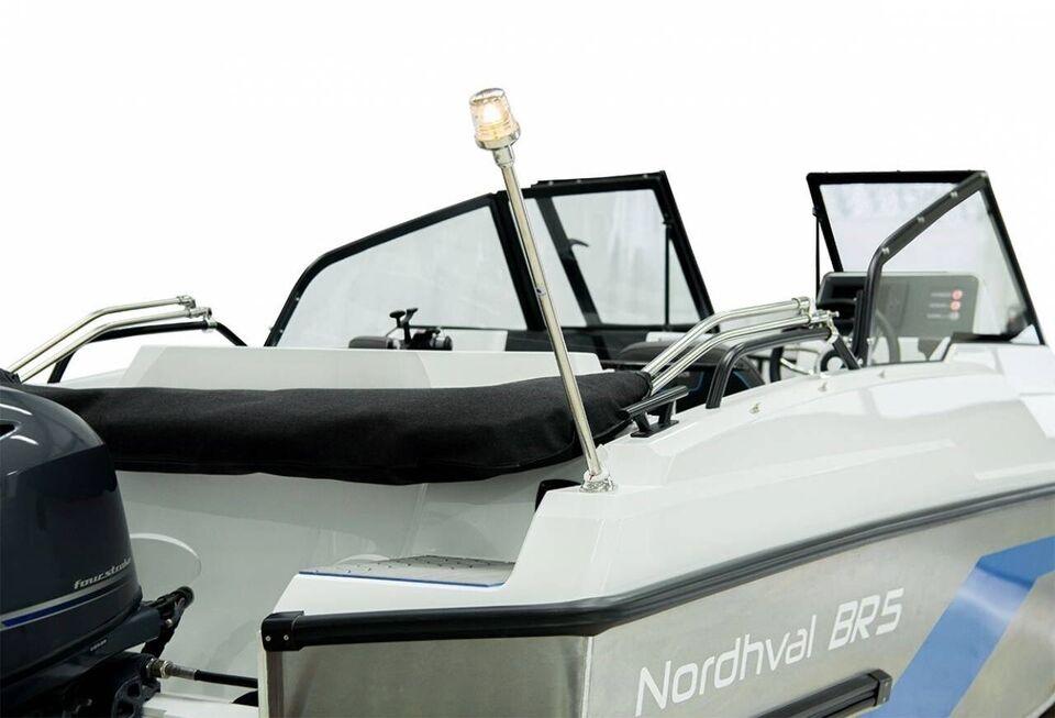 Nordhval BR 5 - 50 HK Yamaha/Udstyr, Speedbåd, årg. 2021