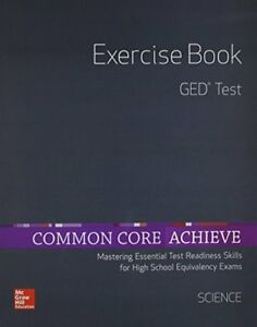 Common-Core-Achieve-GED-Exercise-Book-Science-BASICS-amp-ACHIEVE-by-Contemp