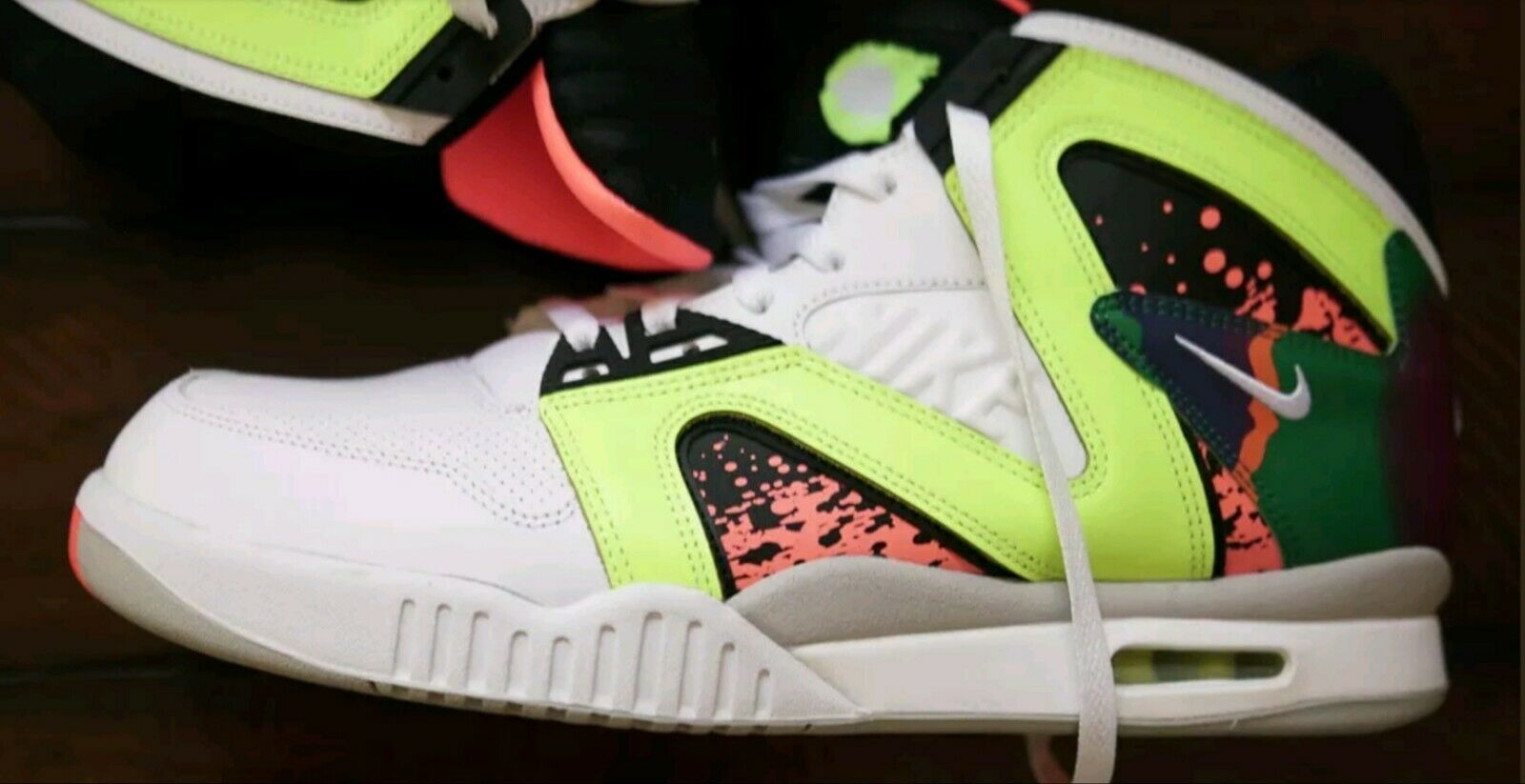 Nike Air Tech Challenge Hybrid Agassi 13 shoes
