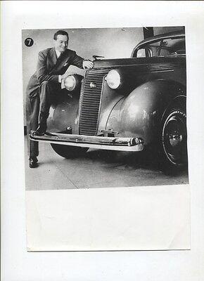 N°10202 / Photo Studebaker 1937 Pure En Milde Smaak