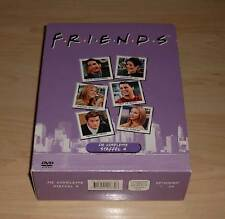 DVD Box - Friends Staffel Season 4 komplett