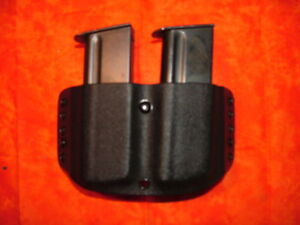 DOUBLE MAG HOLSTER FOREST DIGITAL CAMO KYDEX FITS DESERT EAGLE 357 44 MAG 50 AE