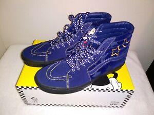 d189dcd494 VANS X - Disney SK8-Hi Sorcerer s Apprentice Shoes Size 11 Men NEW W ...