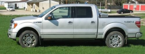 09 14 Crew Cab Extended Rocker Set Panel OEM Type Ford F150 Truck Both L/&R