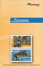 Chile 2010 Brochure Arica Conmemora Bicentenario