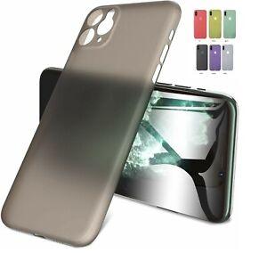 IPhone Full Back Cover Coque Rigide Ultra Thin 0,35 mm Case Housse Étui UltraFin