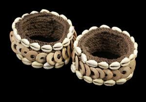 Paire-de-brassards-pair-of-armbands-oceanic-tribal-art
