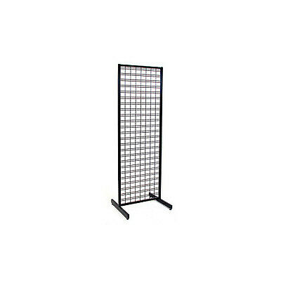 Count of 4 New Retail White Standard Gridwall panel 2w X 3h