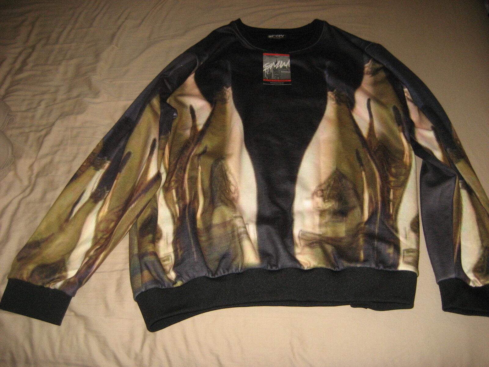 SMW 4X Large Hip Hop Shirt