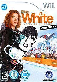 Shaun-White-Snowboarding-World-Stage-USED-SEALED-Nintendo-Wii-2009